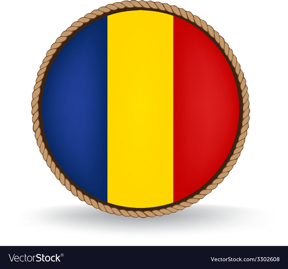 Romania seal vector | Price: 1 Credit (USD $1)