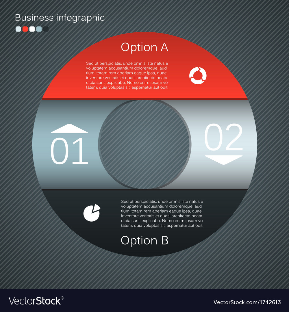 Modern template for your business project vector | Price: 1 Credit (USD $1)