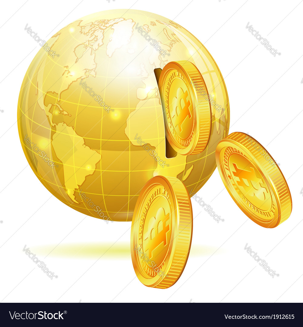 Global financial concept vector | Price: 1 Credit (USD $1)