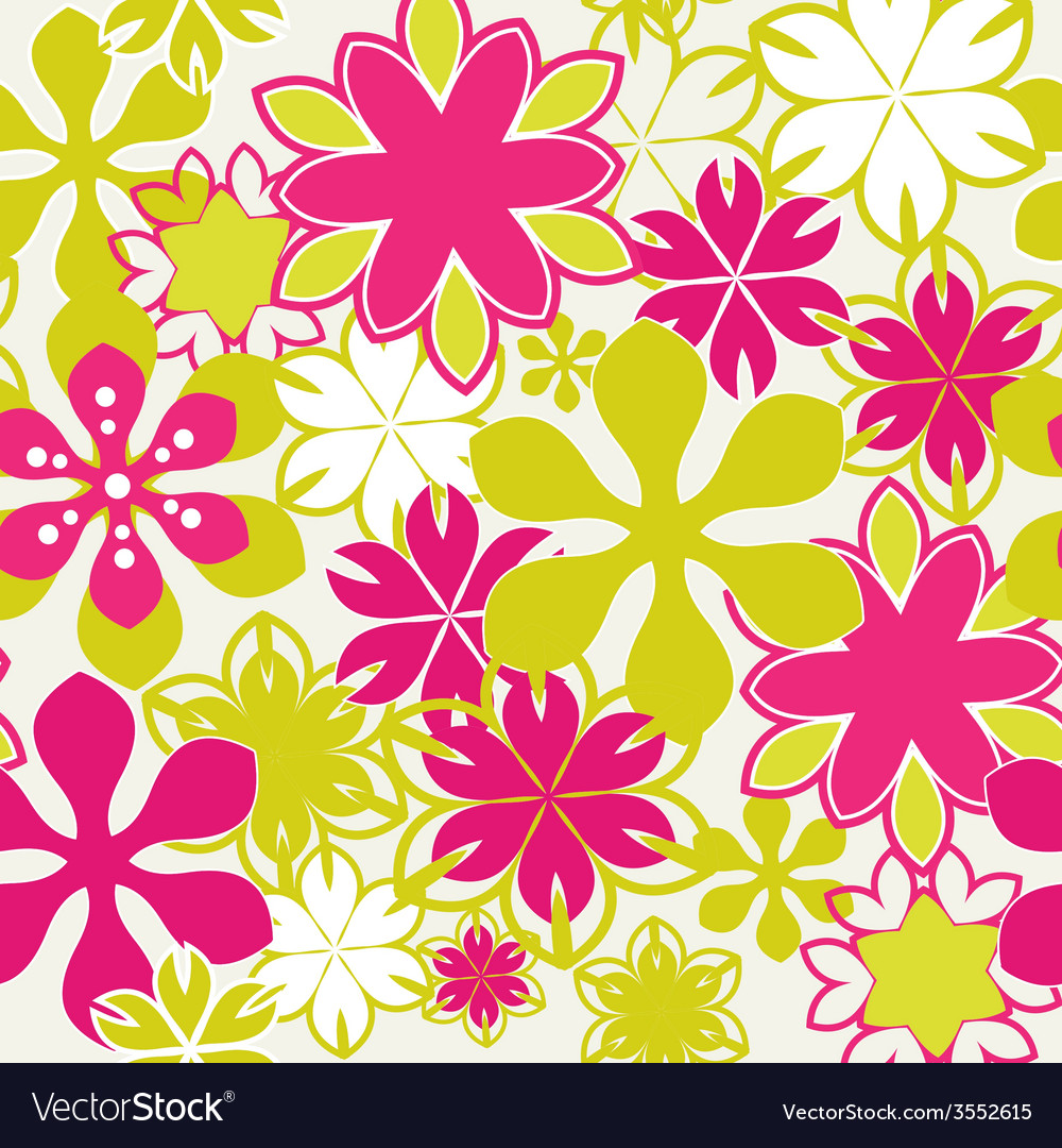 Summer floral 1 38 vector | Price: 1 Credit (USD $1)