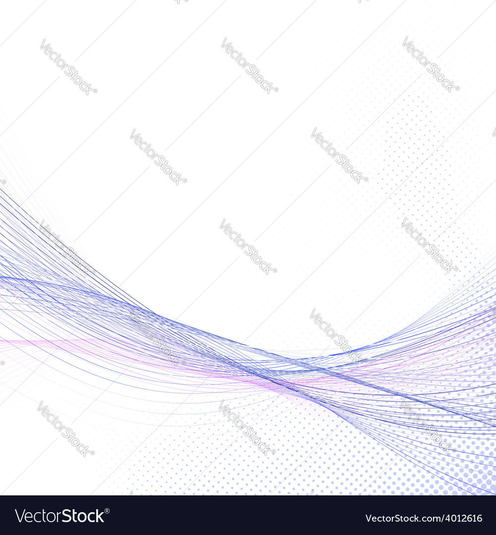 Blend abstract swoosh wave modern certificate vector | Price: 1 Credit (USD $1)