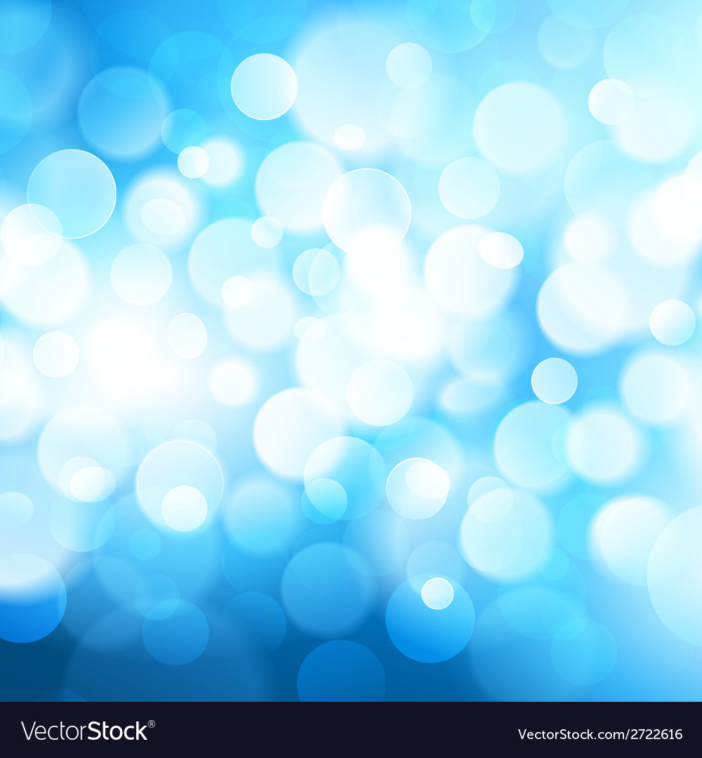 Bokeh effect background vector | Price: 1 Credit (USD $1)