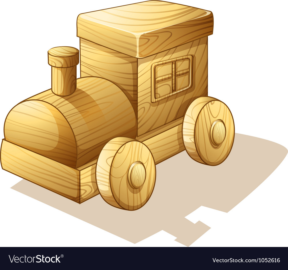 Train engine vector | Price: 1 Credit (USD $1)