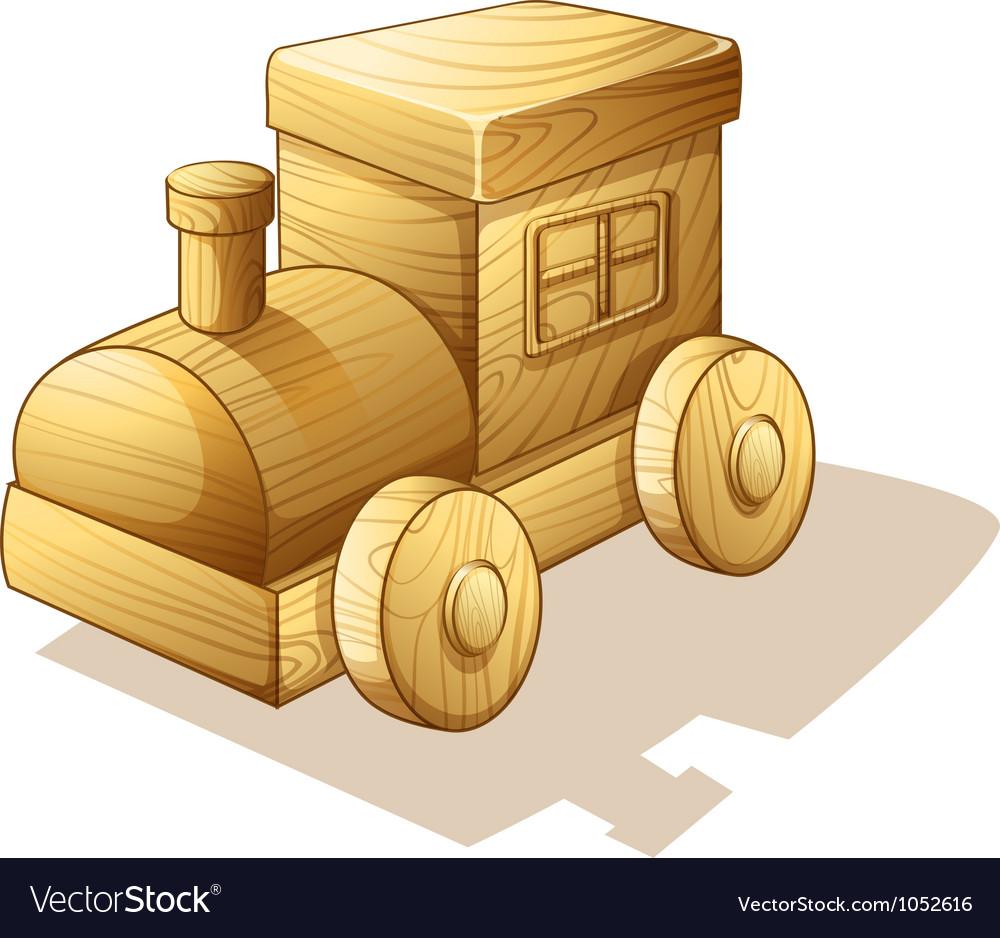 Train engine vector | Price: 1 Credit (USD $1)