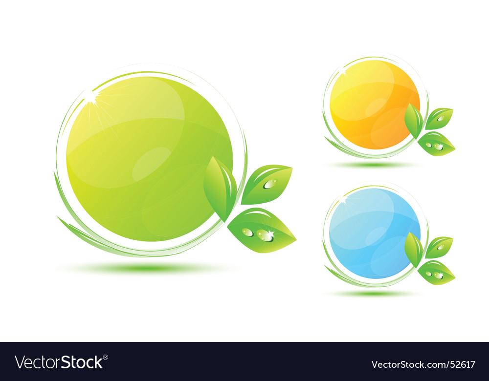 Icon nature vector | Price: 1 Credit (USD $1)