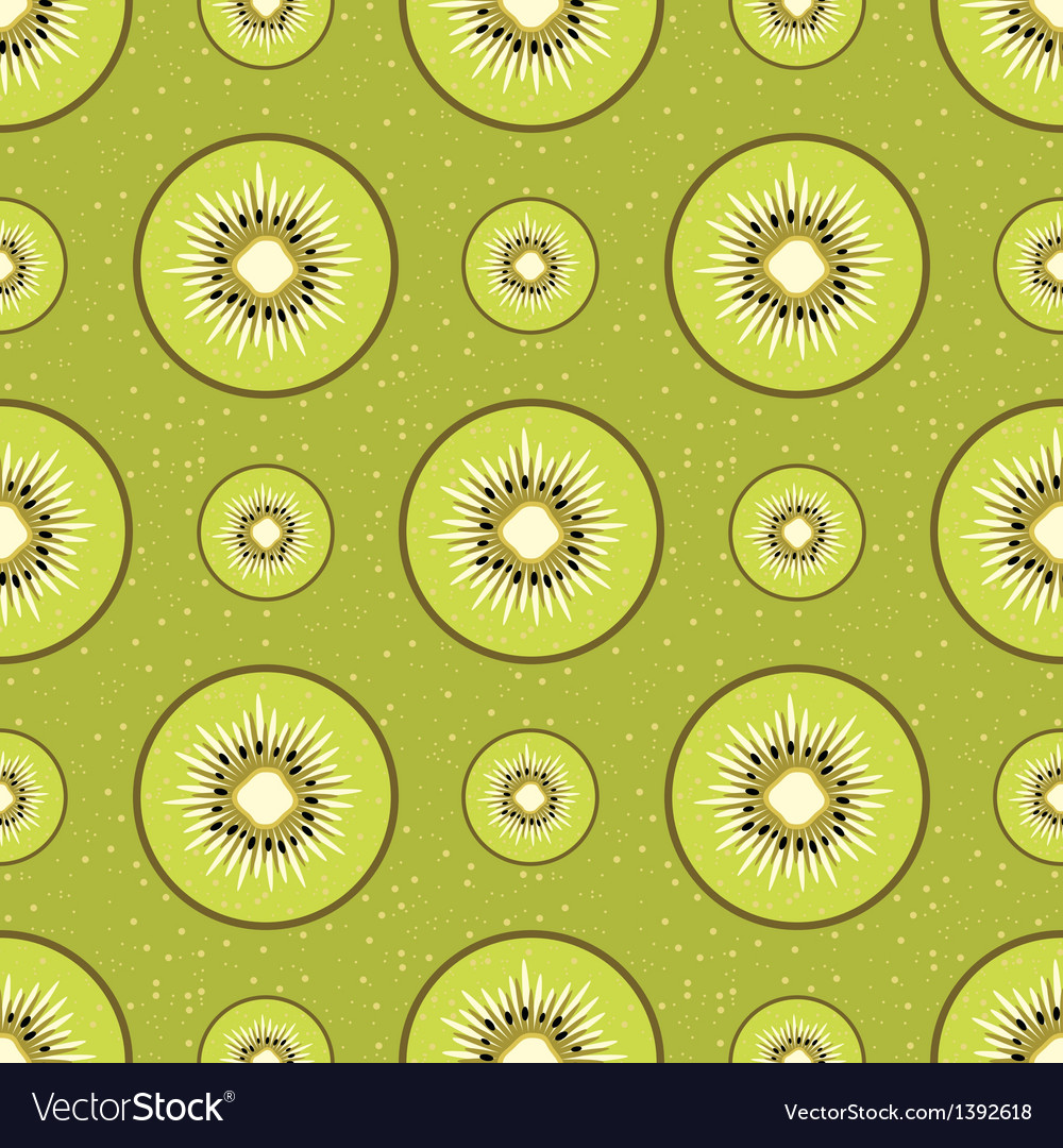 Background with kiwi vector | Price: 1 Credit (USD $1)