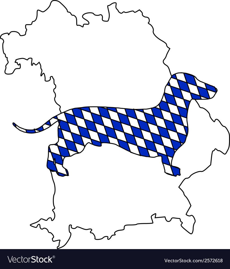 Bavarian badger vector   Price: 1 Credit (USD $1)
