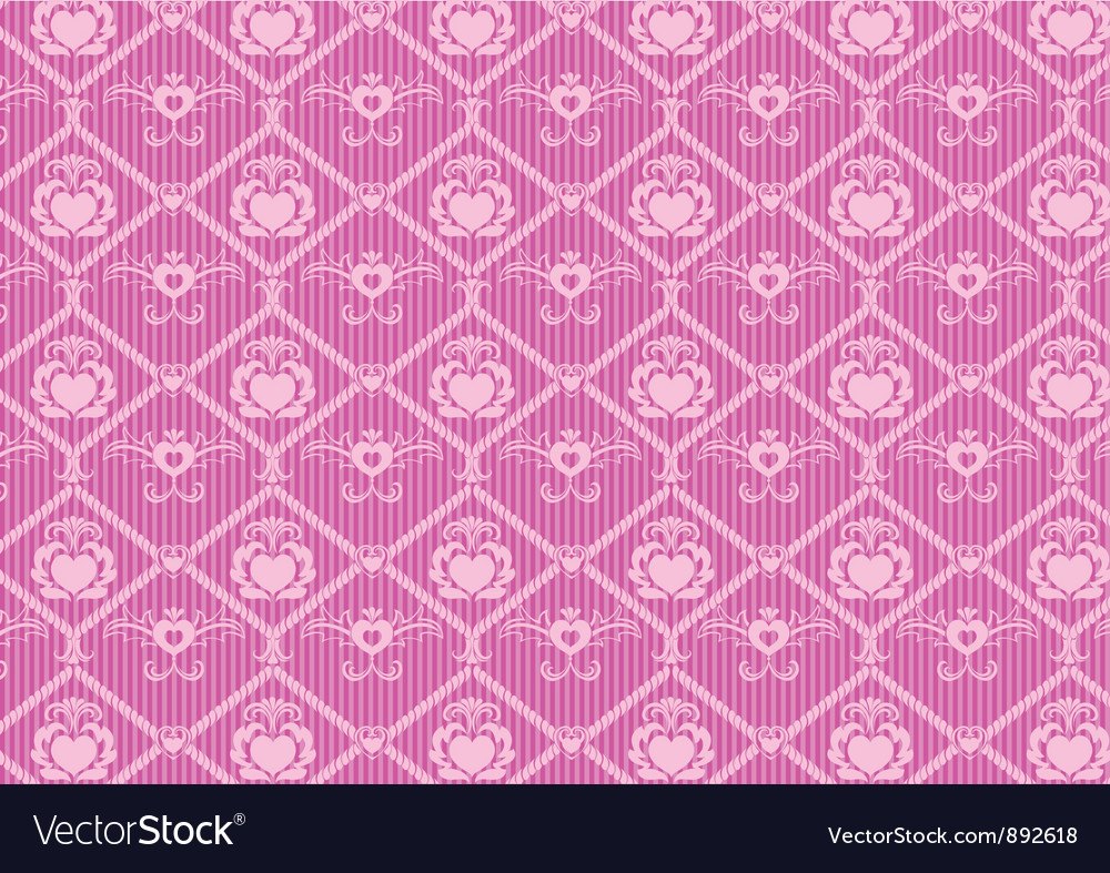 Pink background vector | Price: 1 Credit (USD $1)