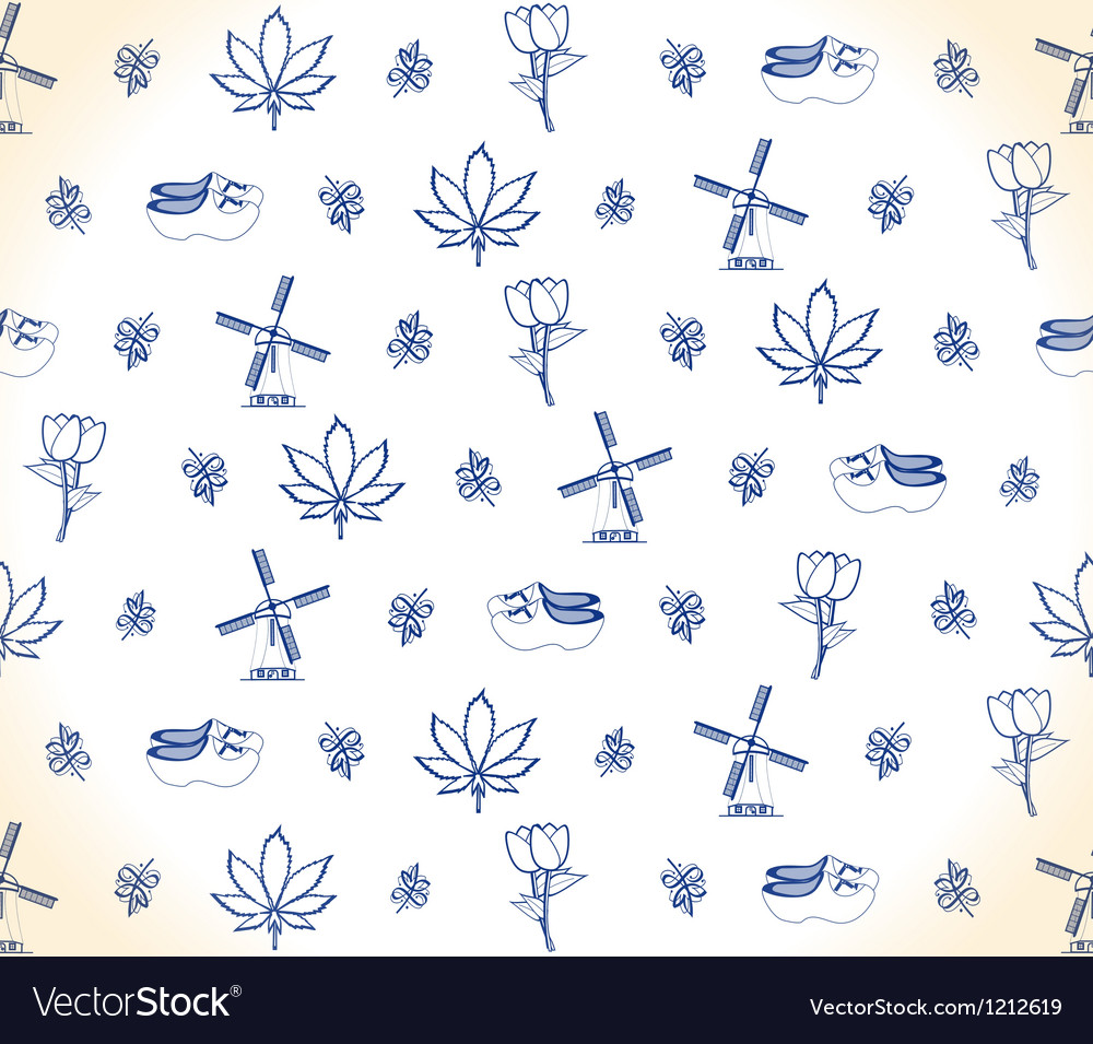 Dutchpattern vector | Price: 1 Credit (USD $1)
