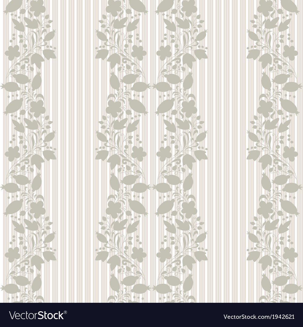Neutral floral background swirl and curve vector   Price: 1 Credit (USD $1)