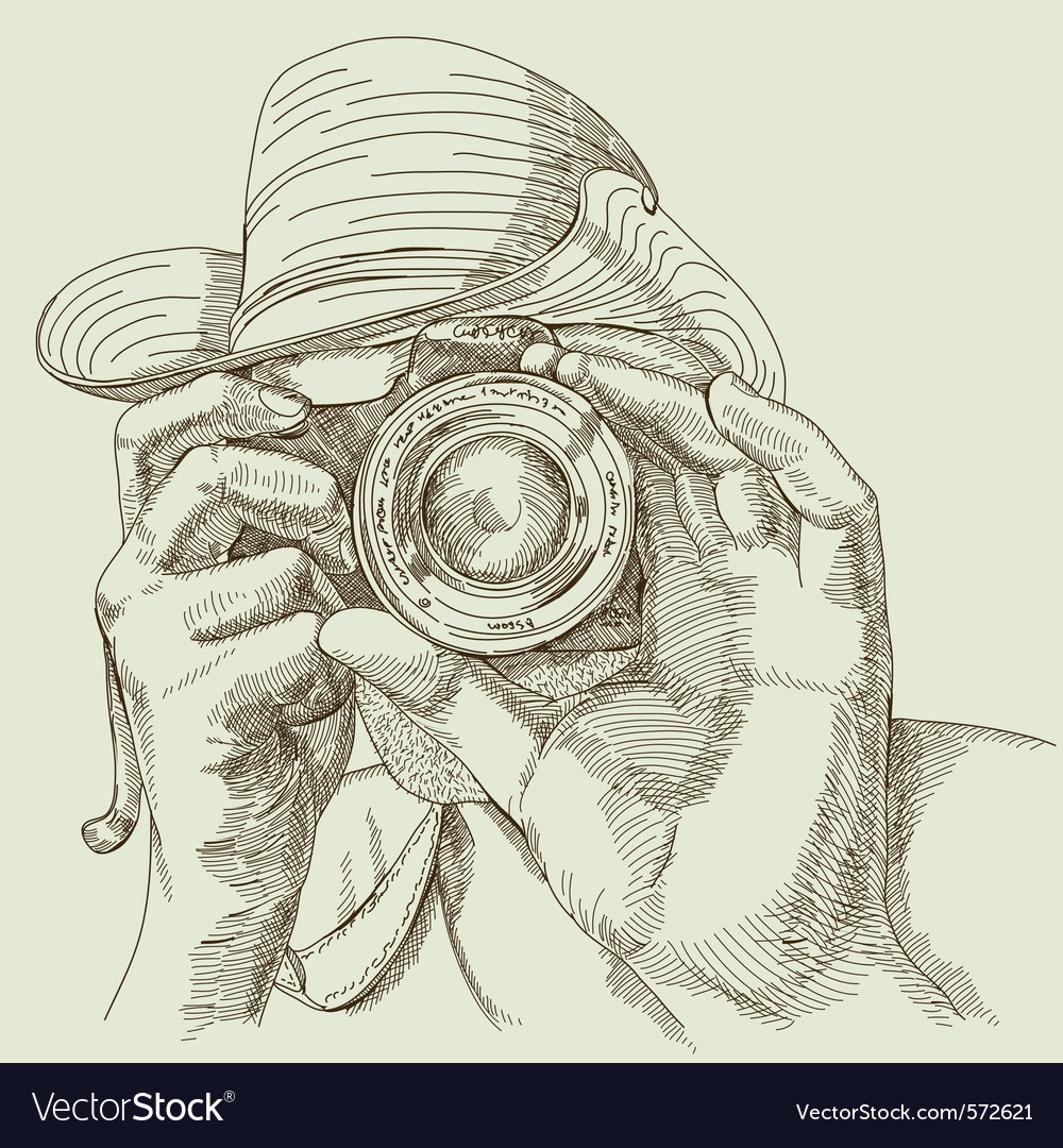 Photographer vector   Price: 1 Credit (USD $1)