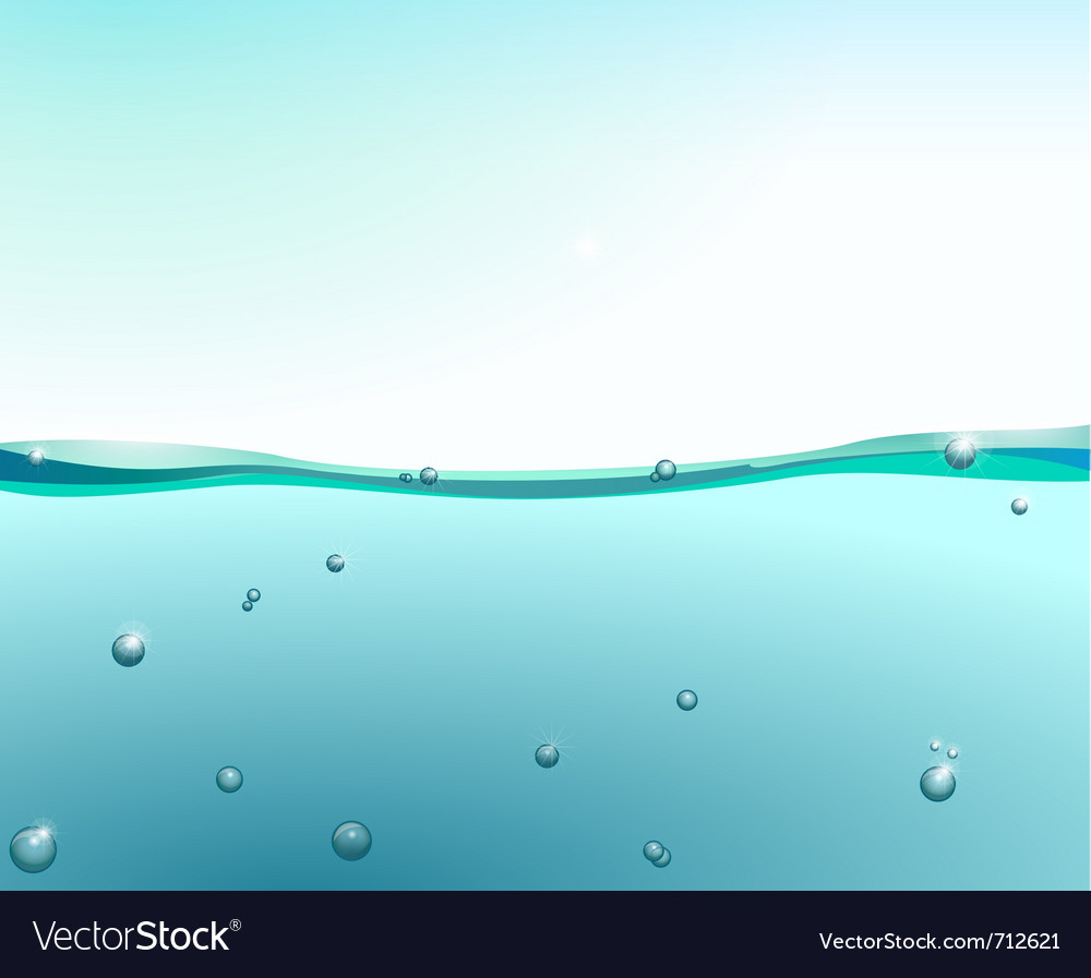 Water surface vector | Price: 1 Credit (USD $1)