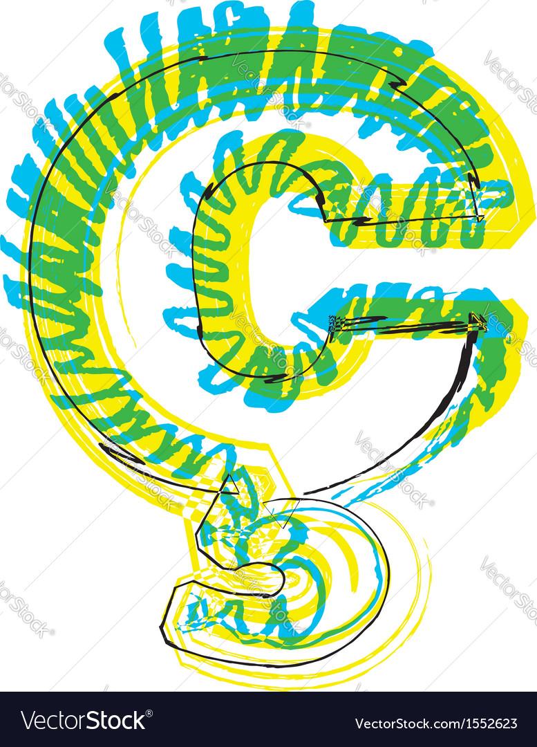 Sketch symbol vector | Price: 1 Credit (USD $1)