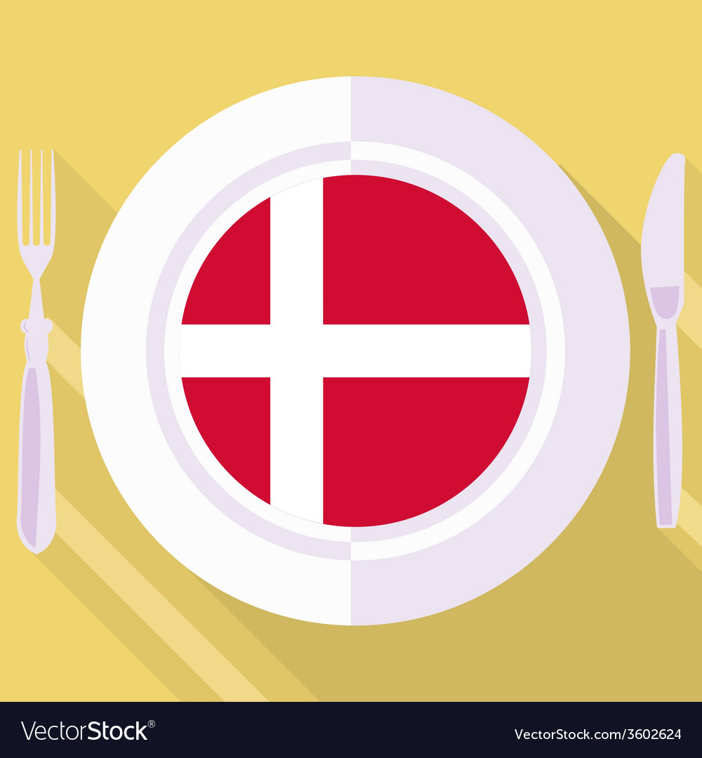 Kitchen of denmark vector | Price: 1 Credit (USD $1)