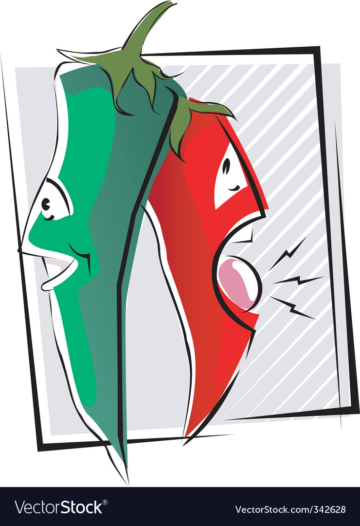 Chilies vector | Price: 1 Credit (USD $1)