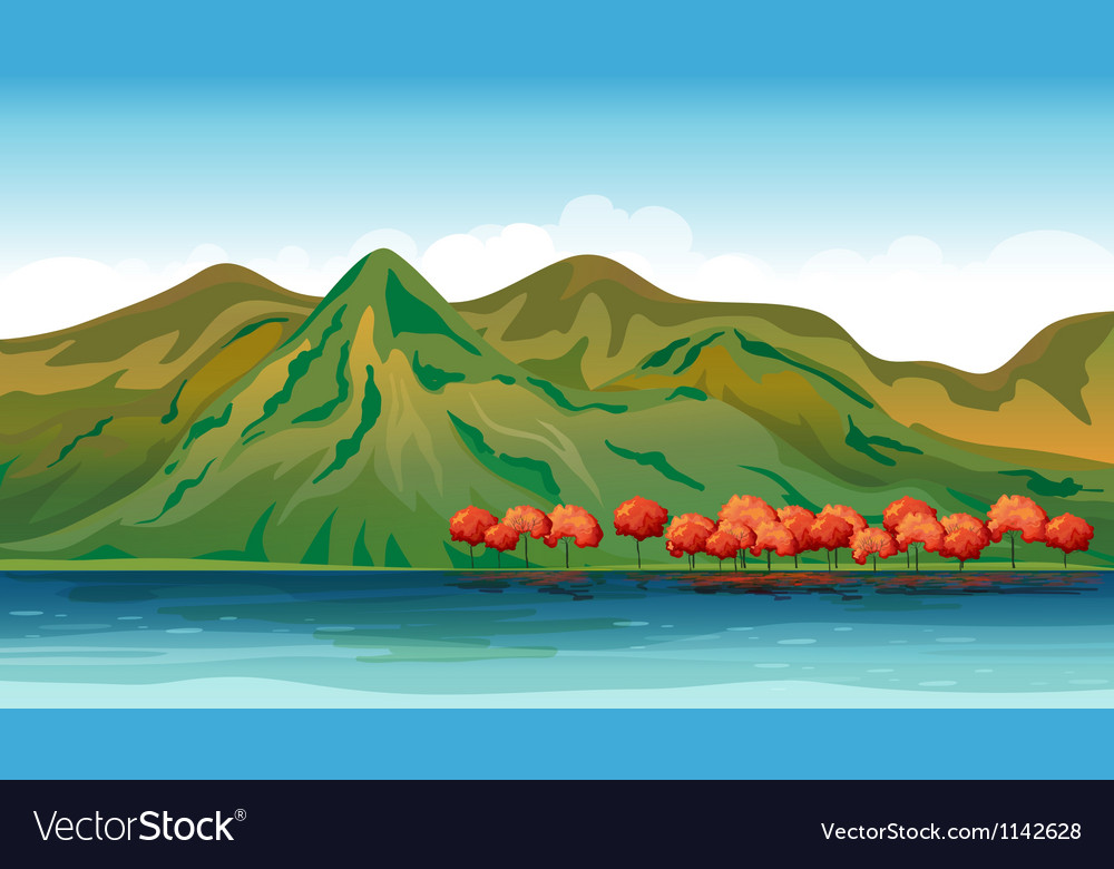 Land and water resources vector | Price: 1 Credit (USD $1)