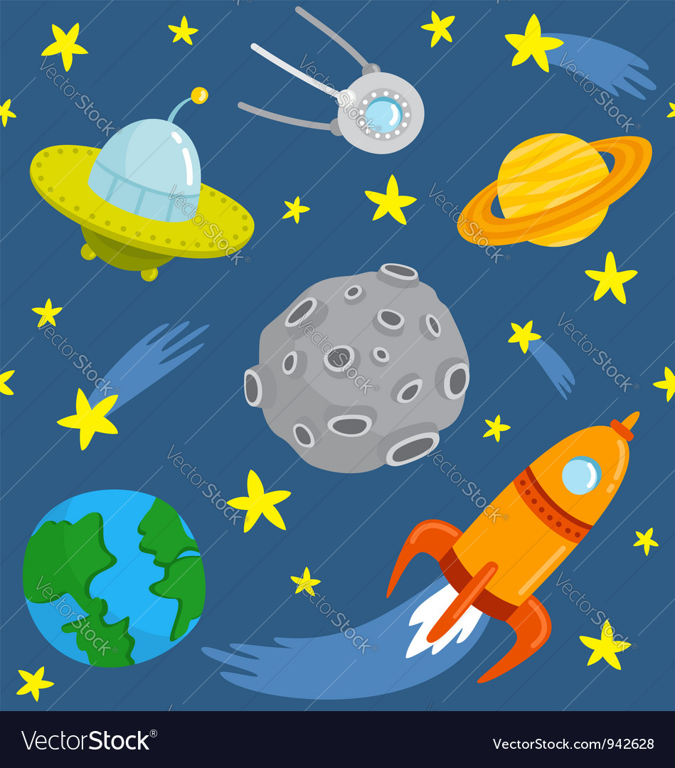Space pattern vector   Price: 1 Credit (USD $1)
