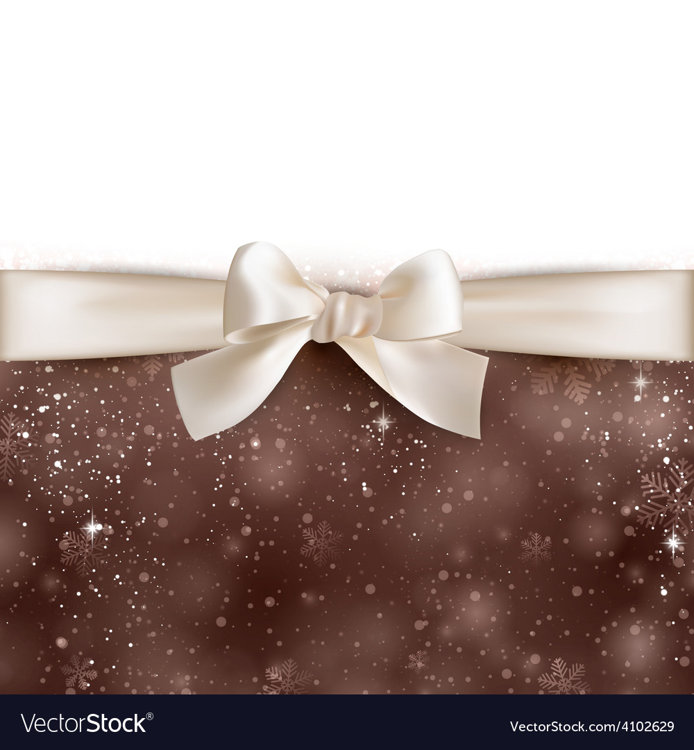 Christmas brown abstract background vector | Price: 1 Credit (USD $1)