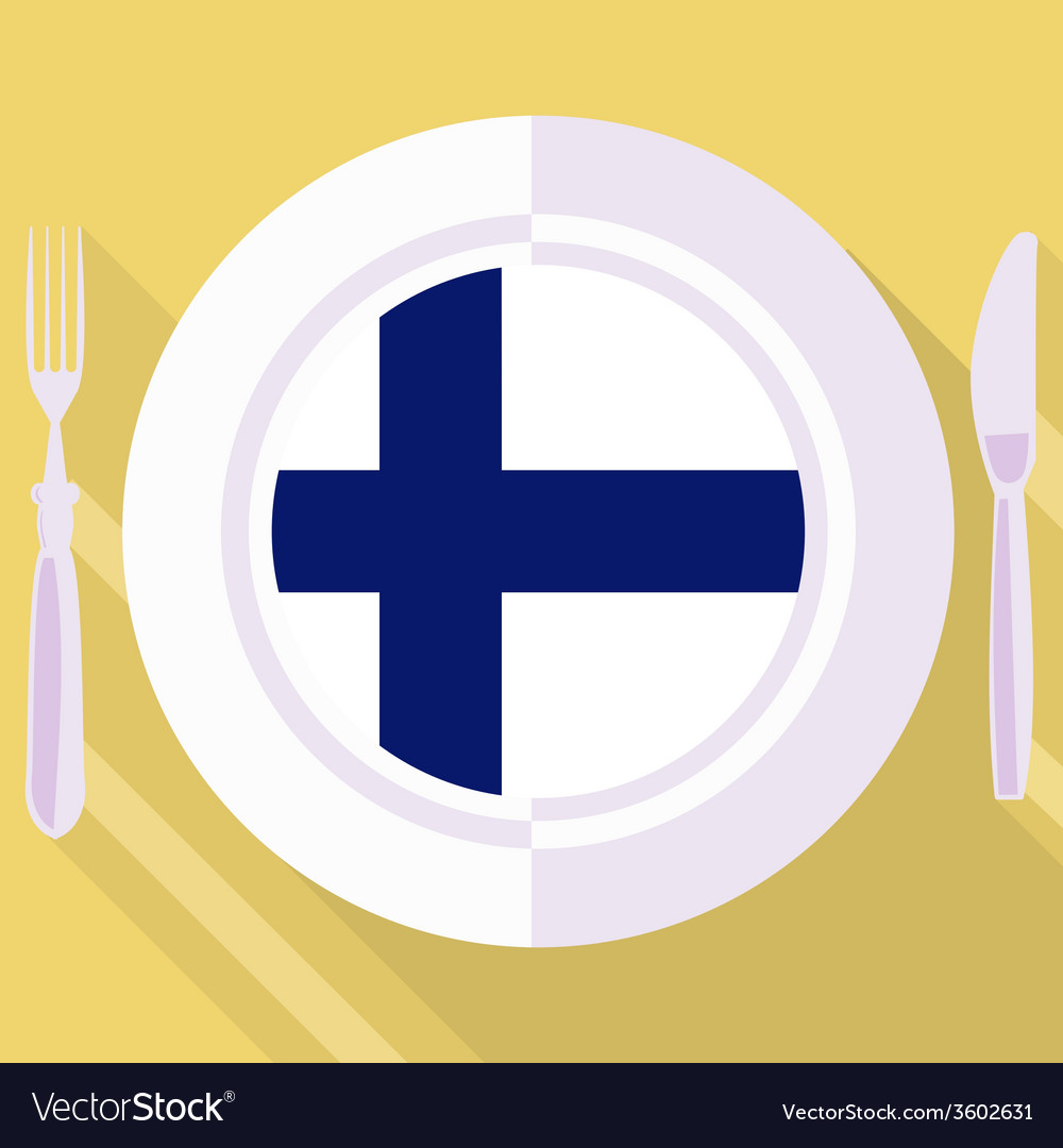 Kitchen of finland vector | Price: 1 Credit (USD $1)