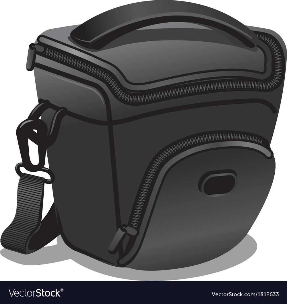 Camera case vector | Price: 1 Credit (USD $1)