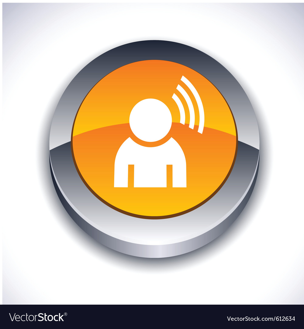Talk icon vector | Price: 1 Credit (USD $1)