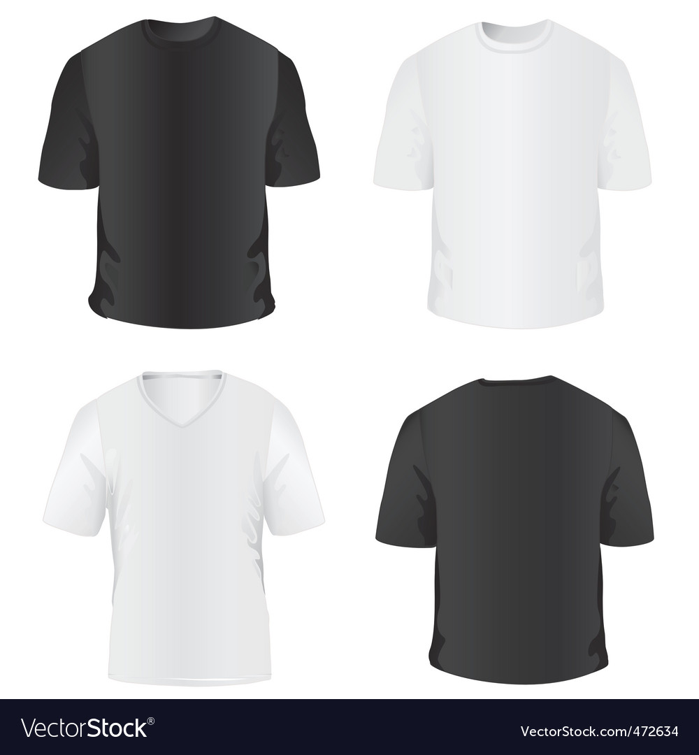 T-shirt for men vector | Price: 1 Credit (USD $1)