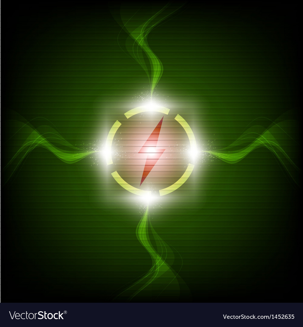 Electricity sparking vector | Price: 1 Credit (USD $1)