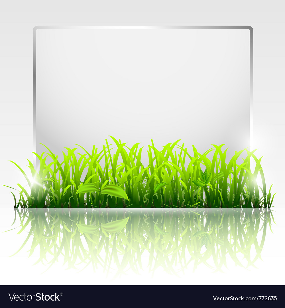 Natural frame vector | Price: 1 Credit (USD $1)