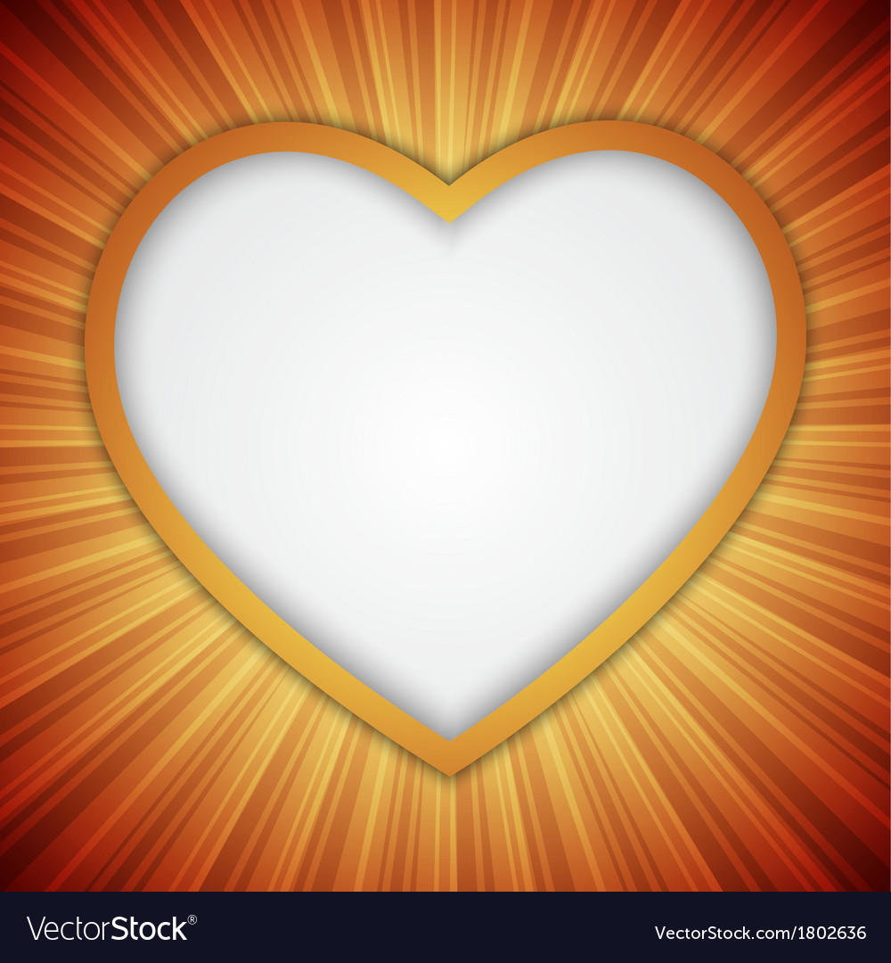 Background with heart-shape vector | Price: 1 Credit (USD $1)