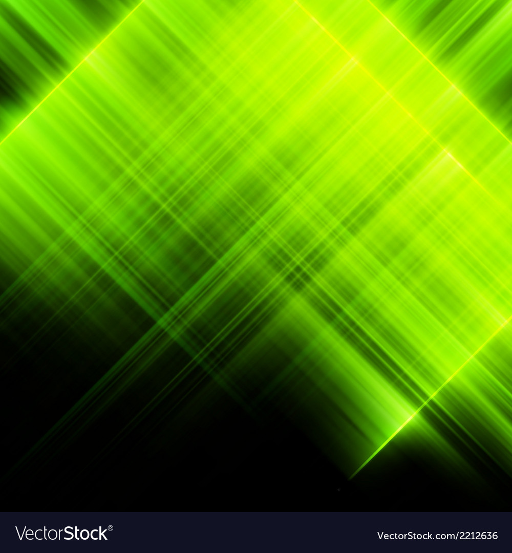 Bright luminescent green surface eps 10 vector | Price: 1 Credit (USD $1)