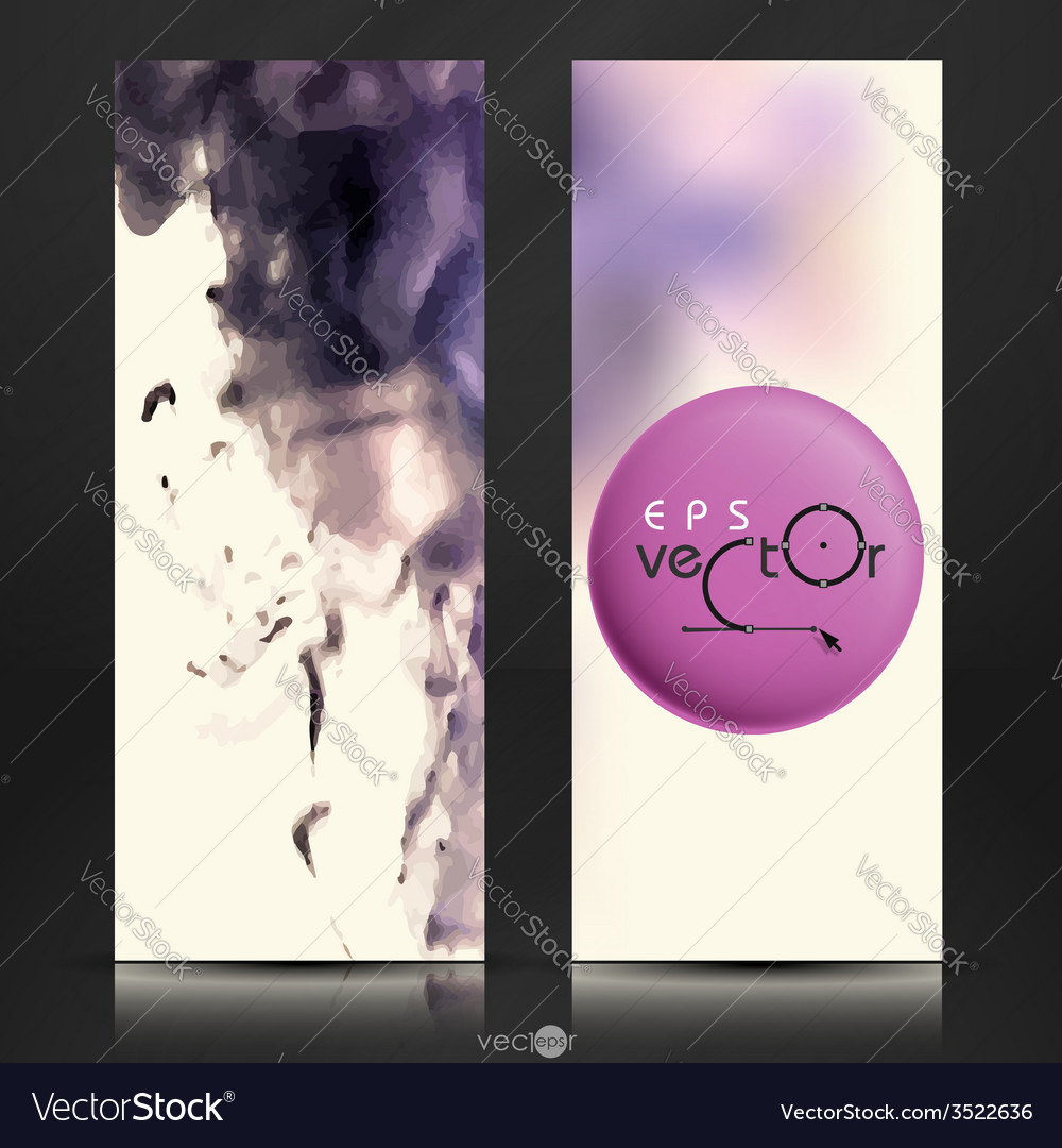 Cloud of ink in water vector | Price: 1 Credit (USD $1)