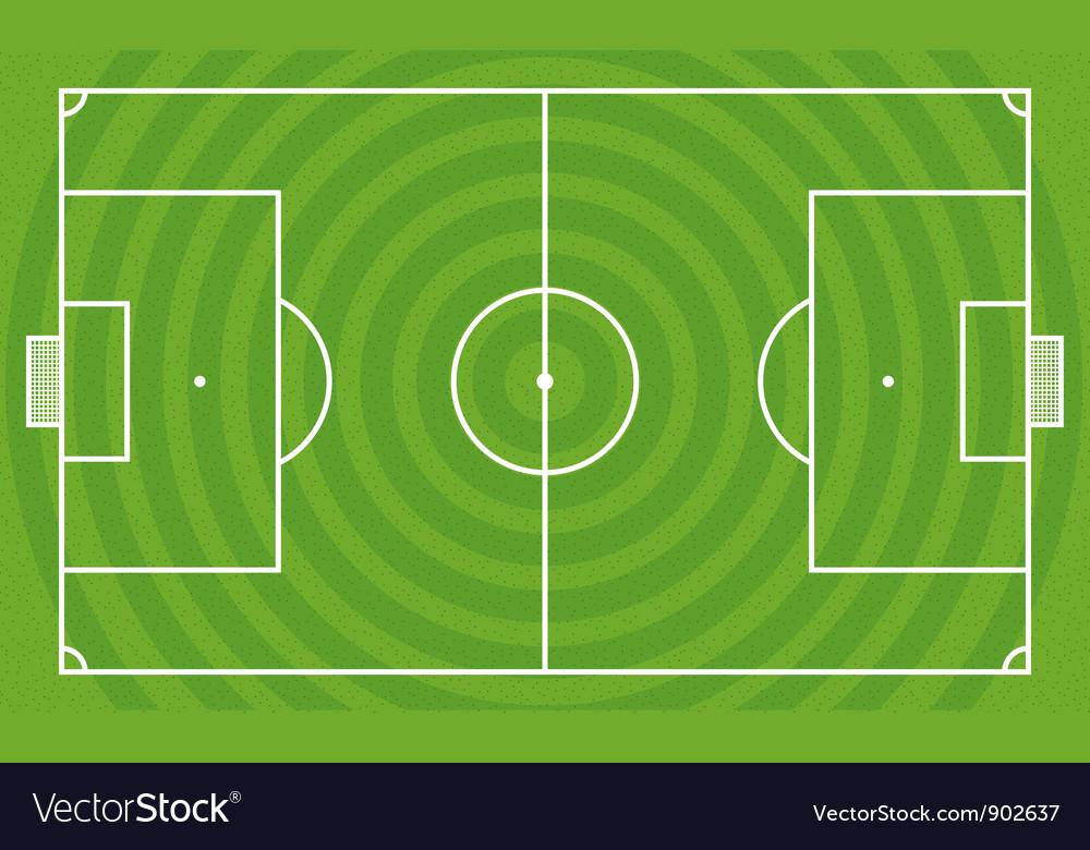 Green football field vector   Price: 1 Credit (USD $1)