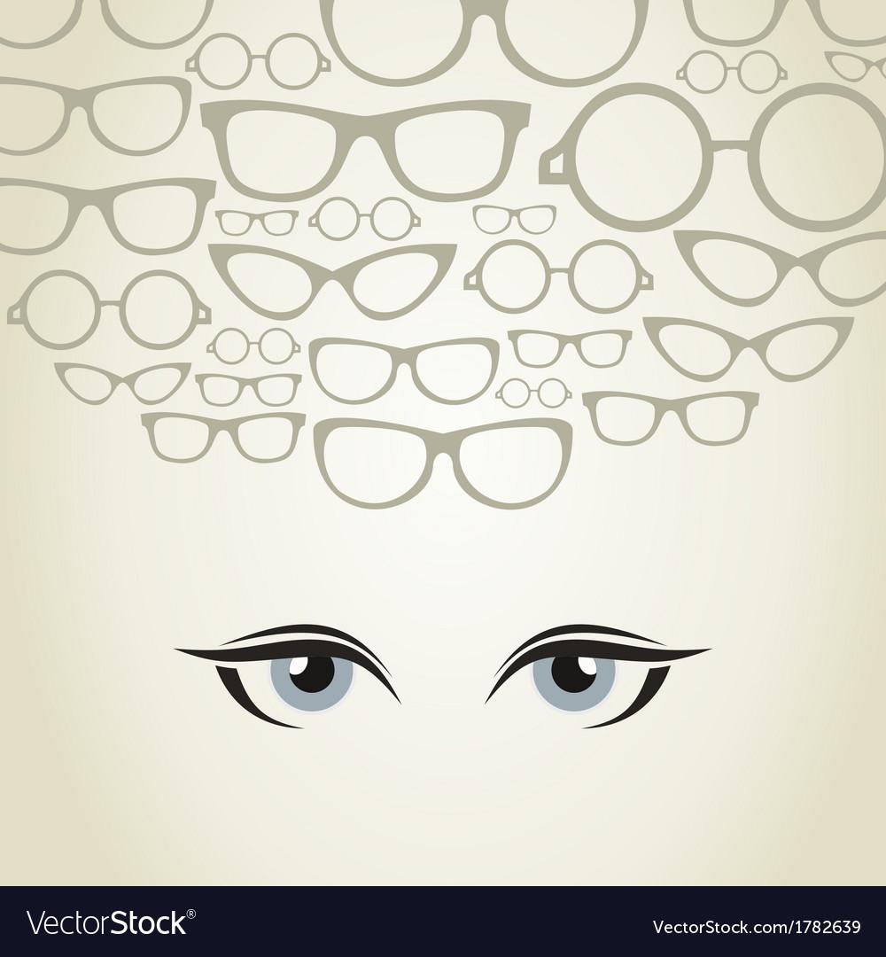 Glasses3 vector | Price: 1 Credit (USD $1)