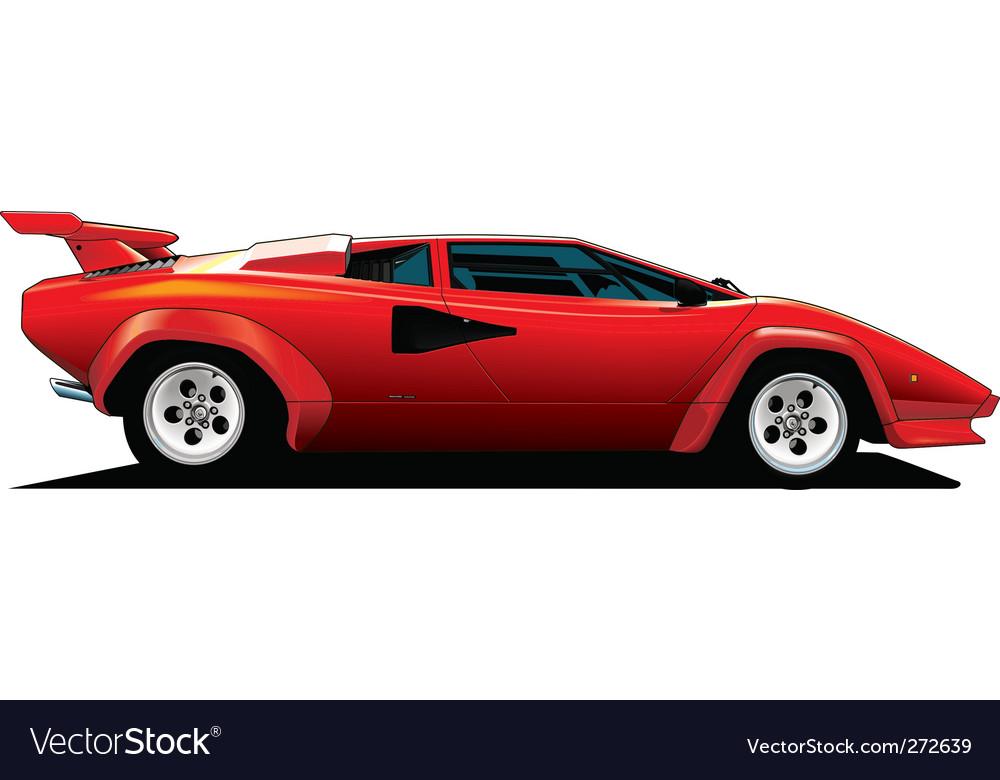 Lamborghini vector | Price: 3 Credit (USD $3)