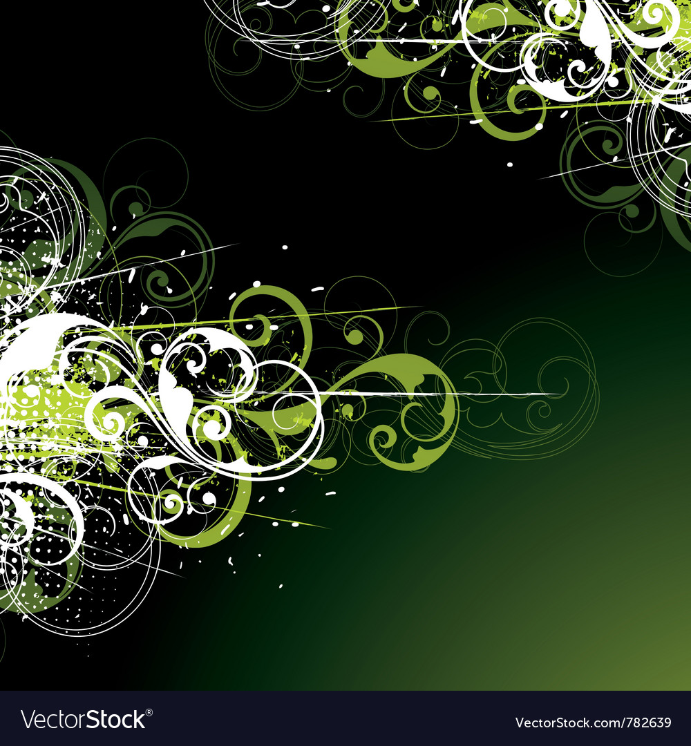 Vegetative abstraction vector   Price: 1 Credit (USD $1)