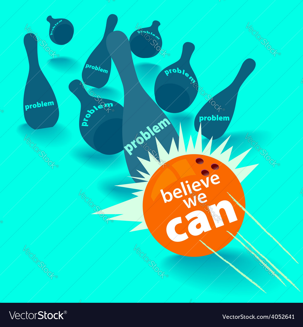 Belive we can vector | Price: 1 Credit (USD $1)