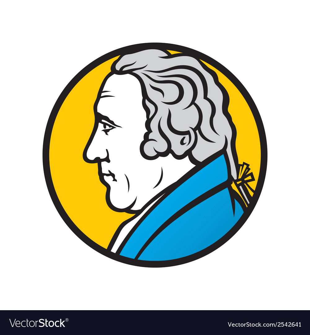 Engineer and inventor james watt vector | Price: 1 Credit (USD $1)