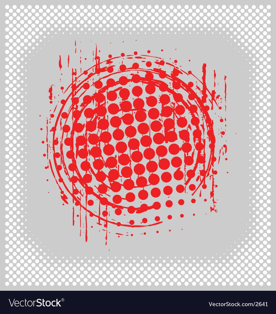 Halftone dots vector   Price: 1 Credit (USD $1)