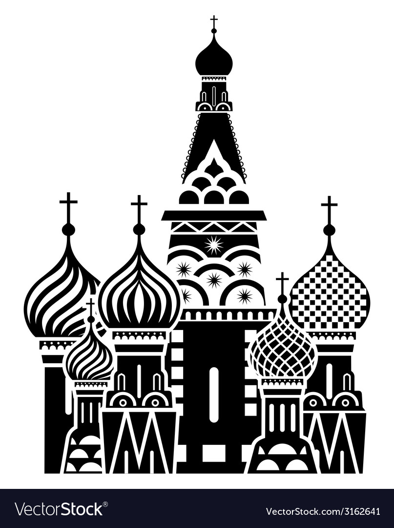 Moscow symbol resize vector | Price: 1 Credit (USD $1)