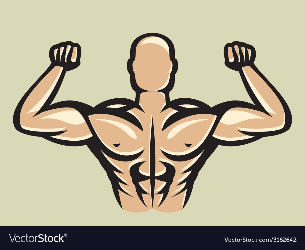 Muscle8 resize vector | Price: 1 Credit (USD $1)