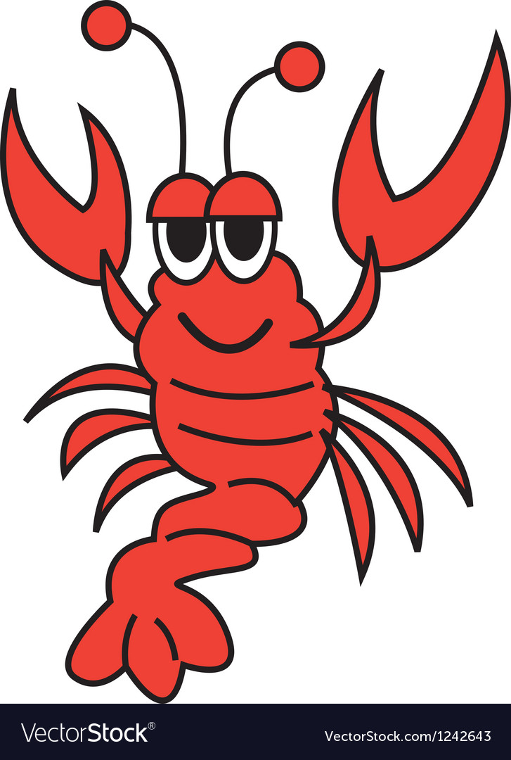 Lobster vector | Price: 1 Credit (USD $1)