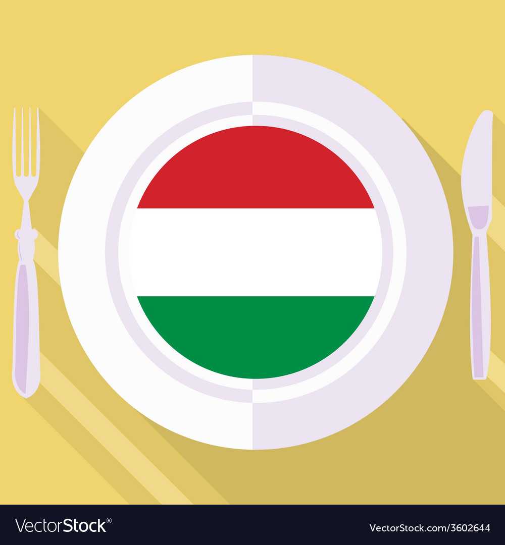 Kitchen of hungary vector | Price: 1 Credit (USD $1)
