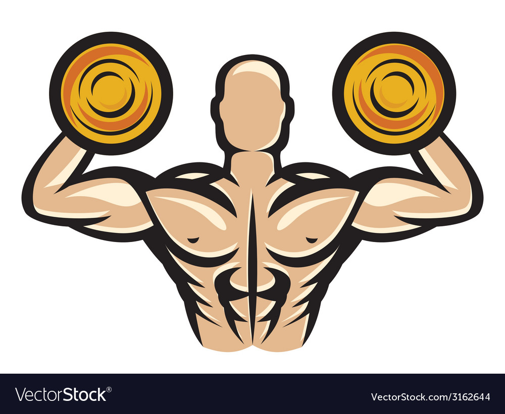 Muscle15 resize vector | Price: 1 Credit (USD $1)