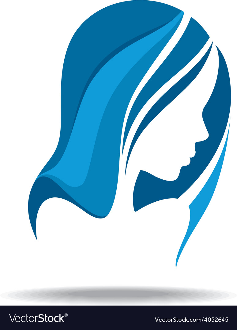 Girl silhouette vector   Price: 1 Credit (USD $1)