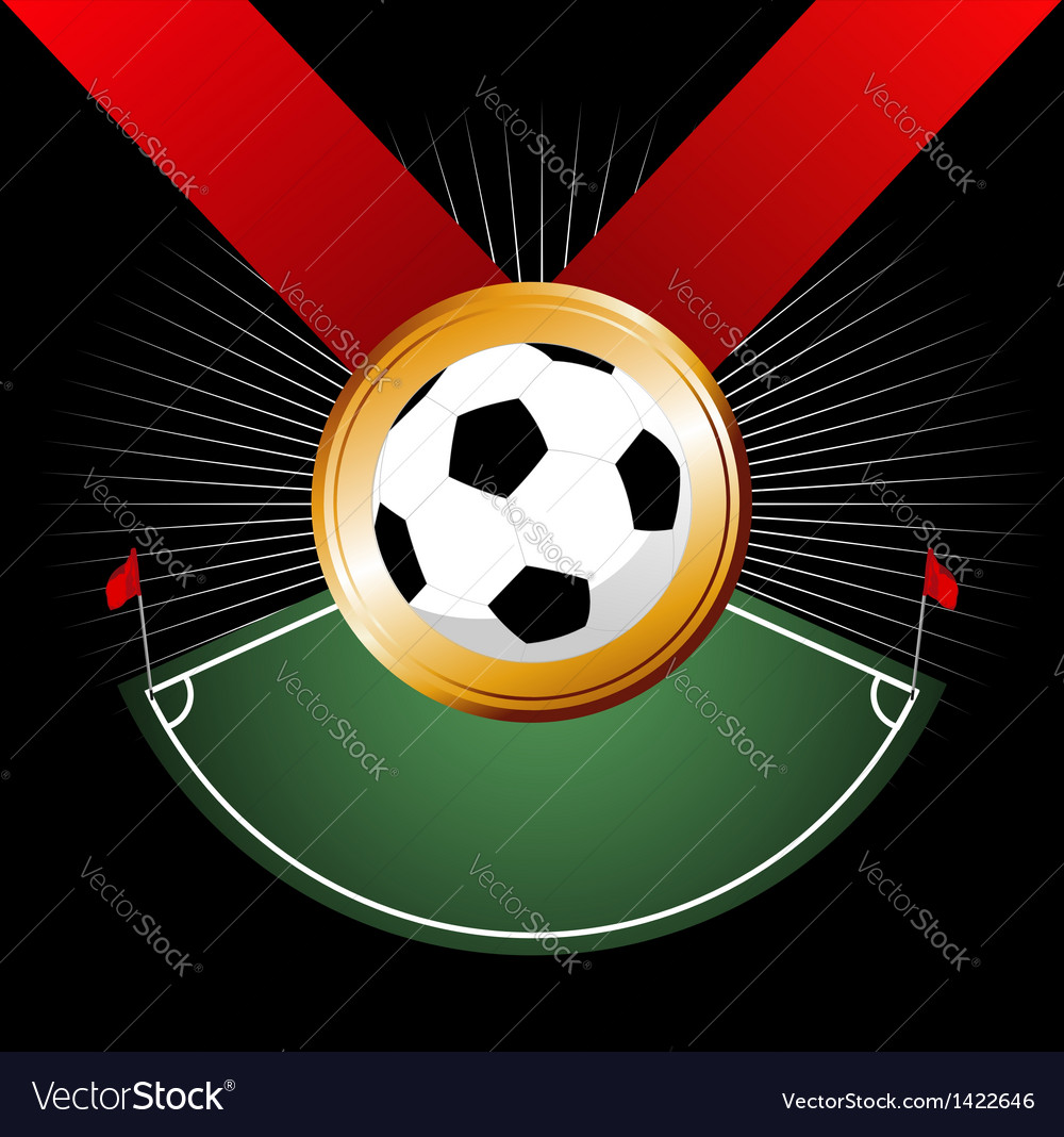 Championship medal vector | Price: 1 Credit (USD $1)