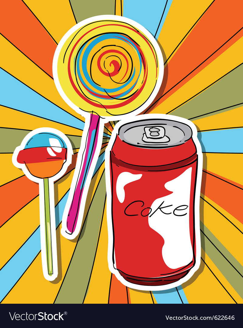 Pop art graphic vector | Price: 1 Credit (USD $1)
