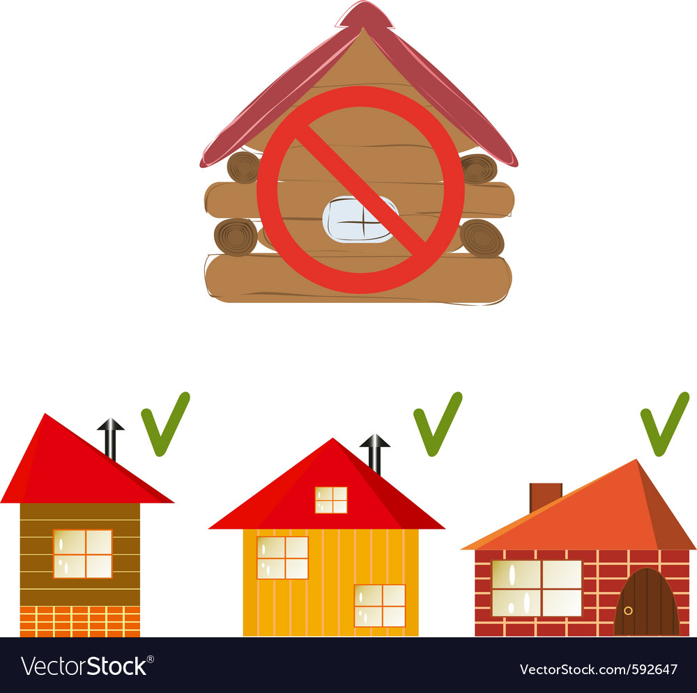New house vector | Price: 1 Credit (USD $1)
