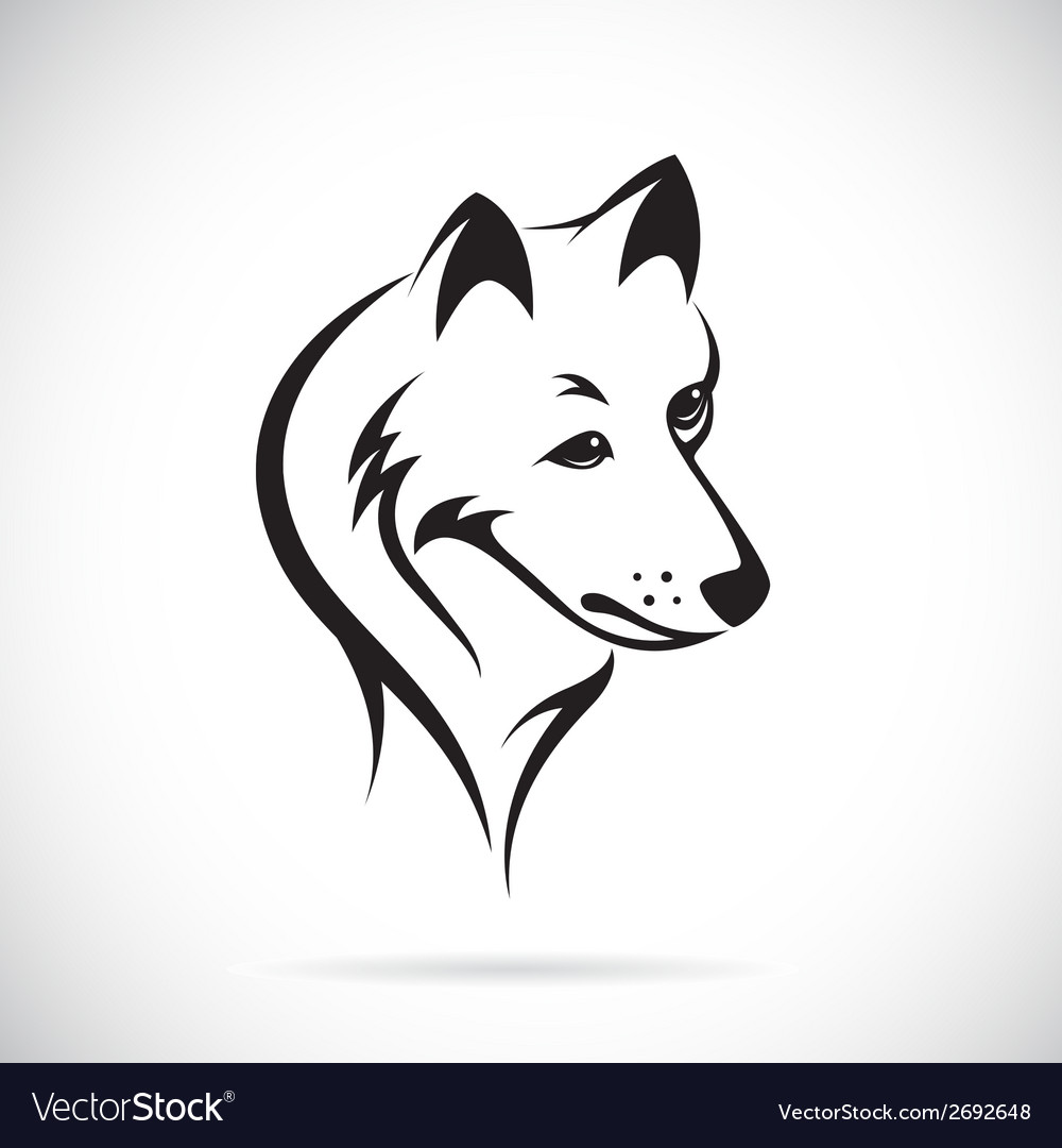 Wolf vector | Price: 1 Credit (USD $1)