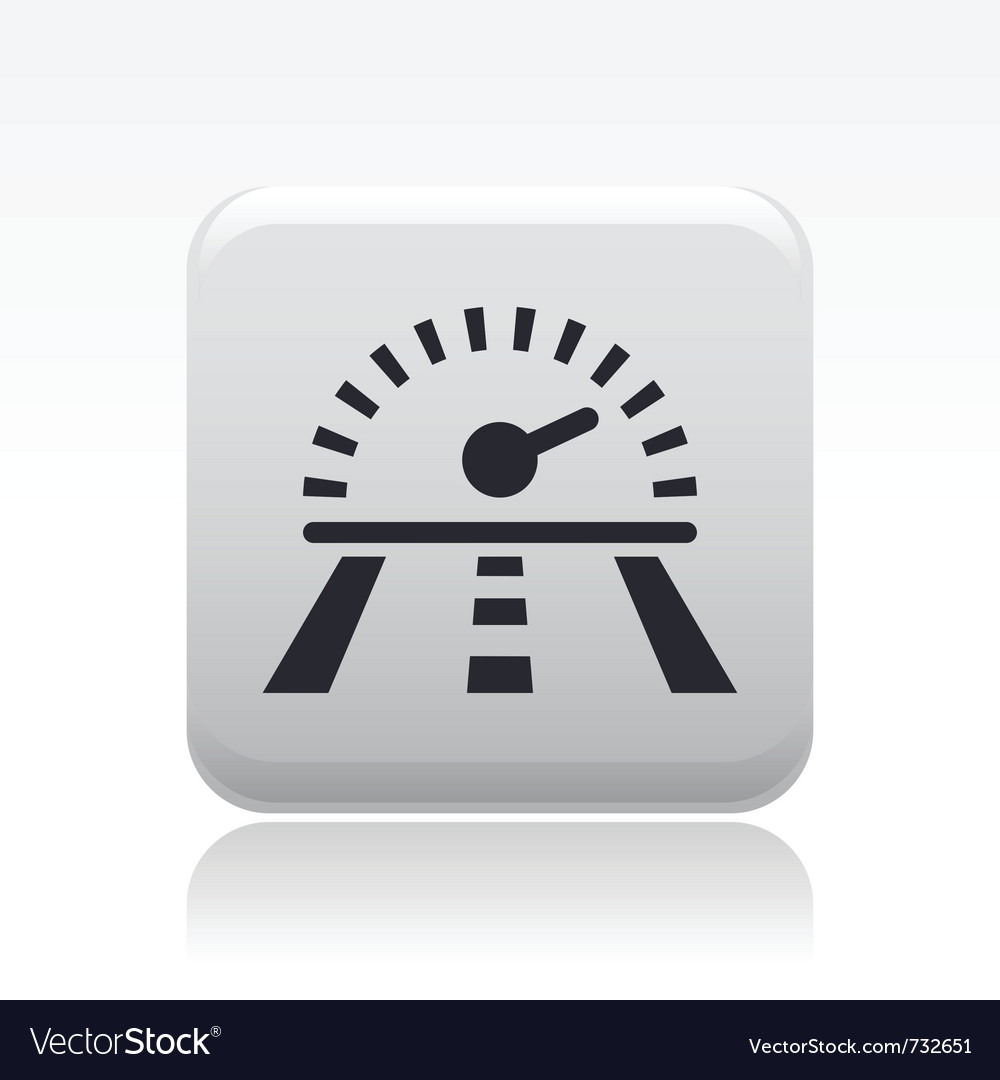 Race speed icon vector | Price: 1 Credit (USD $1)