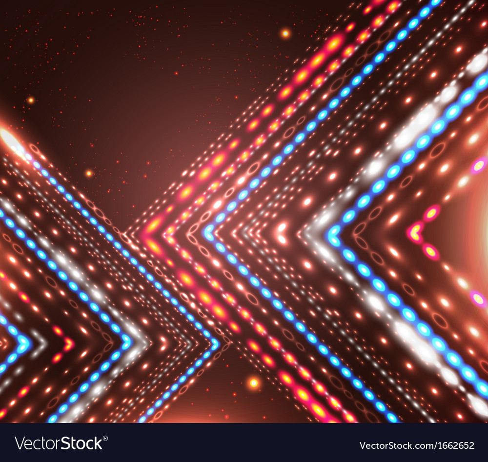 Abstract design with shiny arrows and place for vector | Price: 1 Credit (USD $1)